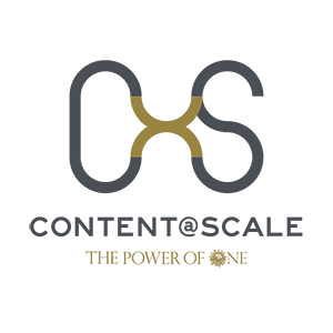 Logo for Content@Scale fra Publicis